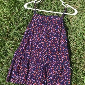 A comfy spaghetti strap with stylish floral print!